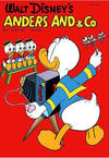 Cover for Anders And & Co. (Egmont, 1949 series) #3/1955