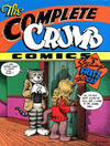 Cover Thumbnail for The Complete Crumb Comics (1987 series) #3 - Starring Fritz the Cat [3rd Printing]