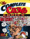 Cover Thumbnail for The Complete Crumb Comics (1987 series) #4 - Mr. Sixties! [Second Printing]
