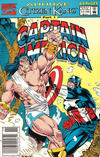 Cover for Captain America Annual (Marvel, 1971 series) #11 [Newsstand]