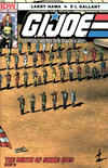 Cover for G.I. Joe: A Real American Hero (IDW, 2010 series) #214 [Second Printing Variant - S.L. Gallant]