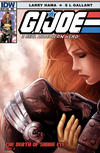 Cover for G.I. Joe: A Real American Hero (IDW, 2010 series) #214 [Cover RE - ComicXposure Exclusive Fabio Valle Color Variant]