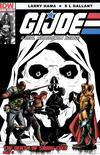Cover for G.I. Joe: A Real American Hero (IDW, 2010 series) #213 [Second Printing Variant - S.L. Gallant]