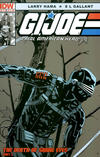 Cover for G.I. Joe: A Real American Hero (IDW, 2010 series) #212 [Second Printing Variant - Antonio Fuso]
