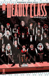 Cover for Deadly Class (Image, 2014 series) #41 [Cover A]