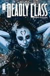 Cover for Deadly Class (Image, 2014 series) #41 [Cover B]