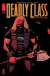Cover for Deadly Class (Image, 2014 series) #40 [Cover A]