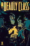 Cover for Deadly Class (Image, 2014 series) #42 [Cover A]