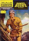 Cover for Illustrierte Klassiker [Classics Illustrated] (BSV - Williams, 1956 series) #5 - Daniel Boone [HLN 136]