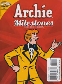 Cover Thumbnail for Archie Milestones Jumbo Comics Digest (Archie, 2019 series) #10