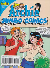 Cover Thumbnail for Archie (Jumbo Comics) Double Digest (Archie, 2011 series) #312
