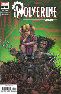 Cover Thumbnail for 2020 iWolverine (Marvel, 2020 series) #2