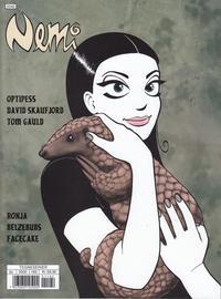 Cover Thumbnail for Nemi (Gyldendal Norsk Forlag, 2018 series) #182