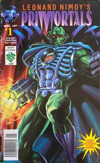 Cover Thumbnail for Primortals (Grupo Editorial Vid, 1996 series) #1