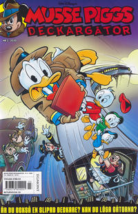 Cover Thumbnail for Musse Pigg & C:o (Egmont, 1997 series) #3/2020