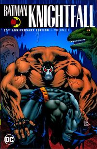 Cover Thumbnail for Batman: Knightfall: 25th Anniversary Edition (DC, 2018 series) #1