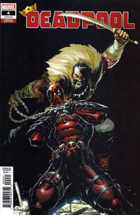 Cover Thumbnail for Deadpool (Marvel, 2020 series) #4 (319) [Philip Tan]