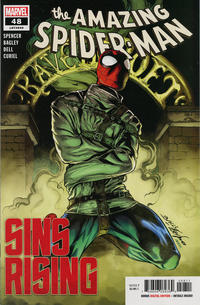 Cover Thumbnail for Amazing Spider-Man (Marvel, 2018 series) #48 (849)