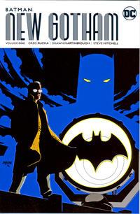 Cover Thumbnail for Batman: New Gotham (DC, 2017 series) #1