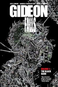 Cover Thumbnail for Gideon Falls (Image, 2018 series) #1 - The Black Barn