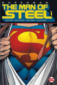 Cover Thumbnail for Superman: The Man of Steel (DC, 2020 series) #1