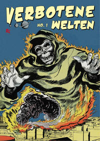 Cover Thumbnail for Verbotene Welten (ilovecomics, 2019 series) #1