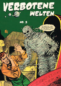 Cover Thumbnail for Verbotene Welten (ilovecomics, 2019 series) #2