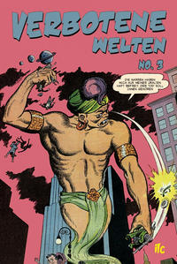 Cover Thumbnail for Verbotene Welten (ilovecomics, 2019 series) #3