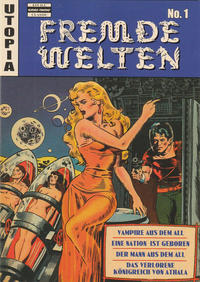 Cover Thumbnail for Fremde Welten (ilovecomics, 2017 series) #1