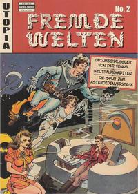 Cover Thumbnail for Fremde Welten (ilovecomics, 2017 series) #2