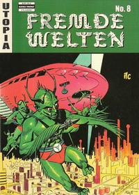 Cover Thumbnail for Fremde Welten (ilovecomics, 2017 series) #8