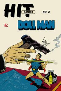Cover Thumbnail for Hit Comics (ilovecomics, 2019 series) #2