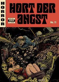 Cover Thumbnail for Hort der Angst (ilovecomics, 2016 series) #11