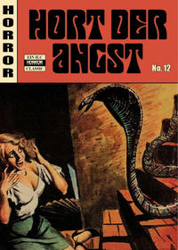 Cover Thumbnail for Hort der Angst (ilovecomics, 2016 series) #12