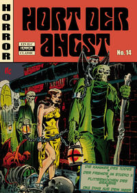 Cover Thumbnail for Hort der Angst (ilovecomics, 2016 series) #14