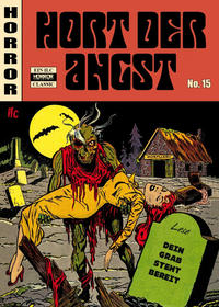 Cover Thumbnail for Hort der Angst (ilovecomics, 2016 series) #15