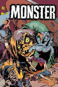 Cover Thumbnail for Monster (ilovecomics, 2019 series) #2