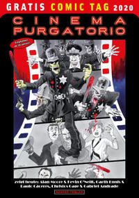 Cover Thumbnail for Cinema Purgatorio (Dantes Verlag, 2020 series)