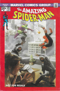 Cover Thumbnail for Amazing Spider-Man No. 121 [Marvel Legends Reprint] (Marvel, 2005 series)