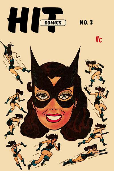 Cover for Hit Comics (ilovecomics, 2019 series) #3