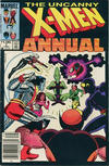Cover for X-Men Annual (Marvel, 1970 series) #7 [Newsstand]