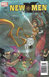 Cover Thumbnail for New X-Men (2004 series) #4 [Newsstand Edition]