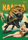 Cover for Kaänga (ilovecomics, 2018 series) #3