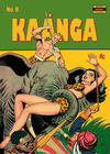 Cover for Kaänga (ilovecomics, 2018 series) #8