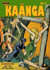 Cover for Kaänga (ilovecomics, 2018 series) #9