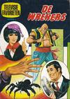 Cover for Televisie favorieten (Nederlandse Rotogravure Pers, 1970 series) #8 - De Wrekers