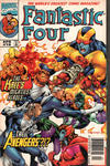 Cover for Fantastic Four (Marvel, 1998 series) #16 [Newsstand]