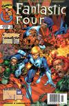Cover for Fantastic Four (Marvel, 1998 series) #18 [Newsstand]