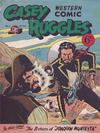 Cover for Casey Ruggles Western Comic (Donald F. Peters, 1951 series) #24
