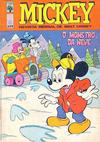 Cover for Mickey (Editora Abril, 1952 series) #329